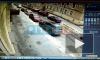 Женщина на Land Rover разбила в Прядильном переулке 7 чужих автомобилей и потом въехала в стену