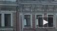 На Невском проспекте подростки хулиганили на крыше