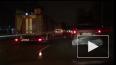Паровозик из шести машин собрал пробку на Московском ...