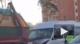 В Москве маршрутка столкнулась с грузовиком, пострадали ...