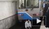 В Москве машинист метро спас упавшего на рельсы пассажира