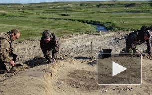 Археологи нашли в Ямальском районе древнее жилище