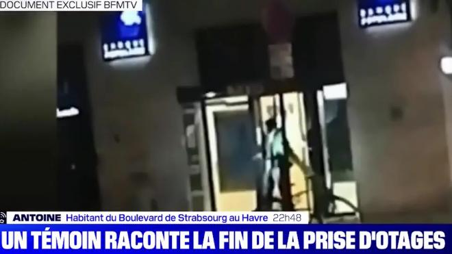 Захвативший заложников в банке во Франции мужчина сдался полиции