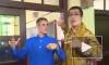 Видео со съемок Джастина Бибера в японской рекламе