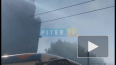 Видео: На Каменноостровском проспекте загорелось здание