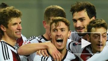 Германия - Италия. Самая мощная вывеска Евро-2016