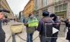 В Петербурге прошла пикетная очередь солидарности с жителями регионов, борющимися против сжигания токсичных отходов