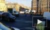 В Петербурге мужчина выскочил из автомобиля, ударил полицейского ножом в шею и был застрелен на месте