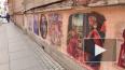 Коммунальщики закрасили картины Олега Лукьянова после ...