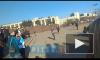Видео: петербуржцы составилиживую открытку для ветеранов Великой Отечественной войны