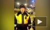 На Набережной Обводного канала столкнулись Infiniti и такси: четыре человека травмированы