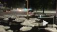 Видео из затопленного Рима: На столицу Италии обрушился ...