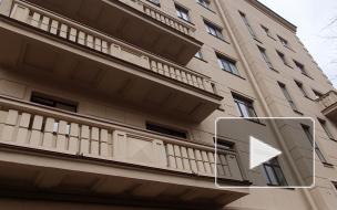 """""""Сталинский"""" дом в Калужском переулке отремонтировали впервые за 90 лет"""