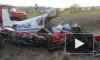 В Ярославской области упал легкий самолет