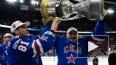 СКА проведет чемпионский парад на Дворцовой