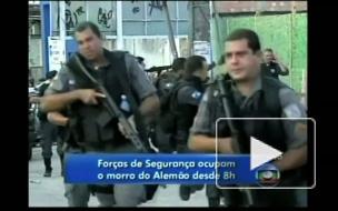 В Рио взят последний редут наркомафии