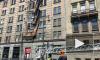 В управляющей компании дома с обрушившимися балконами на Кирочной не стали комментировать ситуацию