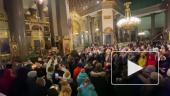 Рождество-2020 в Казанском соборе