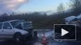 Автожесть на Киевском шоссе: водителя зажало в смятом ...