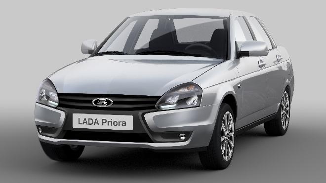 Lada Priora будут собирать в Казахстане
