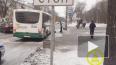 Автобус сбил 16-летнюю девушку на юге Петербурга