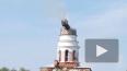 В Ижевске сгорела башня оружейного завода, которая ...