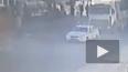 Жуткое видео из Волгограда: фура переехала пешехода