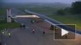 Самолет на солнечных батареях совершил перелет Мадрид ...