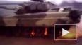 Видео дня: дрифт на танке Т-80