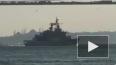 Опубликовано видео захода боевых кораблей НАТО в Черное ...