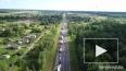 Видео: пробка под Новгородом длится 10 км