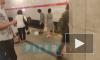 В петербургском метро пьяный мужчина уронил предмет на рельсы