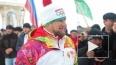 Кадыров зажег Олимпийский огонь в Грозном с криком ...
