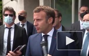 Франция инициирует меры международной помощи после взрыва в Бейруте