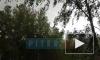 По центральным районам России прошли мощные ливни с грозами, градом и ураганным ветром