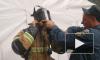 Сотрудники МЧС познакомили гостей Дня Ленобласти со спасательной техникой