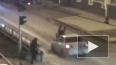 Жуткое видео из Краснодара: легковушка переехала пешеход...