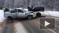 На трассе Псков - Порхов случилось ДТП с участием ...