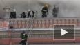 Дворец  Белосельских-Белозерских загорелся из-за коротко...