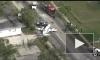 Необычное ДТП в США: В Санкт-Петербурге самолет сел на дорогу и снес автомобили