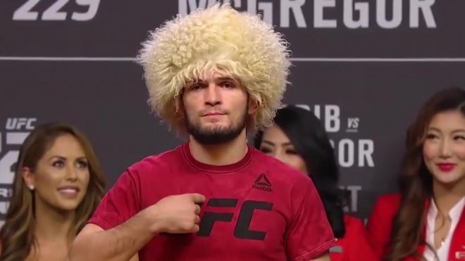 Нурмагомедов остался во главе рейтинга UFC по версии ESPN