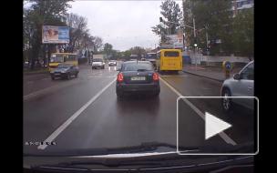 ДТП во Львове.