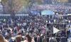 Треть россиян сочли возможными протесты с политическими требованиями