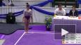Видео не для слабонервных: гимнастка сломала обе ноги пр...