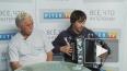 Растеряев и Слышкин спели в прямом эфире Piter.TV ...