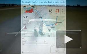 По требованию Генпрокуратуры в России приостановлены полеты ЯК-42