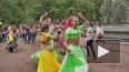 В Петербурге состоялся болливудский флешмоб