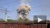 Опубликовано видео взрывов на складе боеприпасов в Примо...