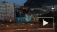 Видео: на Васильевском острове горел жилой дом