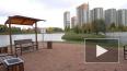В Купчино открыли парк Героев-Пожарных площадью 50 ...